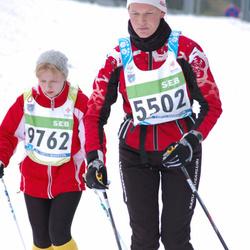 42. Tartu Maraton - Anna Pohlak (5502), Salme Kuusik (9762)