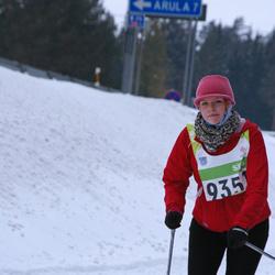 42. Tartu Maraton - Anastassija Pohhomenkova (9351)