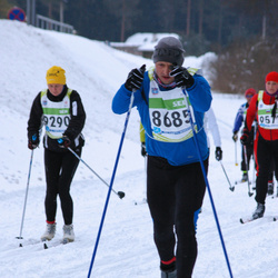 42. Tartu Maraton - Rasmus Tammerand (8685), Annika Remmer (9290)