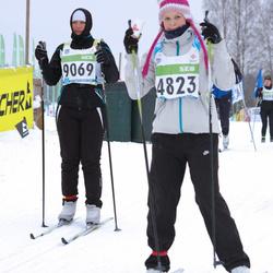 42. Tartu Maraton - Annika Liiv (4823), Merle Vool (9069)