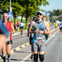SEB Tallinna Maraton - Björn Lapakko (1749)