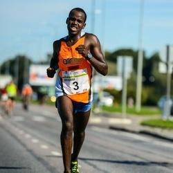 SEB Tallinna Maraton - Ibrahim Mukunga (3)