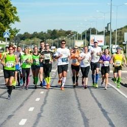 SEB Tallinna Maraton - Einar Hillep (484), Toomas Paas (795), Anni Niidumaa (1220), Merle Siimsen (1852), Erle Laasberg (2206)