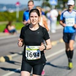 SEB Tallinna Maraton - Anna Kovaleva (1694)