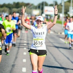 SEB Tallinna Maraton - Britta Panker (3616)