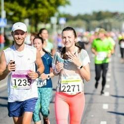 SEB Tallinna Maraton - Aleksandr Klugman (1235), Anna Klugman (2271)