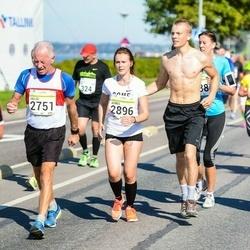 SEB Tallinna Maraton - Helge Boe (2751), Agnes Salujärv-Kreem (2896)