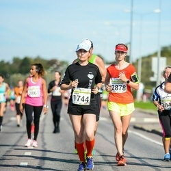 SEB Tallinna Maraton - Anna Kabanova (1744)