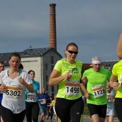 SEB Tallinna Maratoni Sügisjooks (10 km) - Pjotr Aksjonov (1128), Erli Umbsaar (1499), Agne Kaarlep (5302)