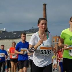 SEB Tallinna Maratoni Sügisjooks (10 km) - Agne Kaarlep (5302)