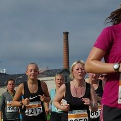 SEB Tallinna Maratoni Sügisjooks (10 km) - Elisabet Suun (1217), Arina Alektorova (3258)
