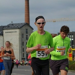 SEB Tallinna Maratoni Sügisjooks (10 km) - Aare Mäemurd (557)