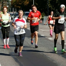 SEB Tallinna Maraton - Paavo Pajunen (932), Maris Aagver (1618)