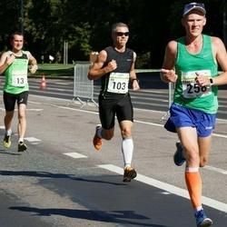 SEB Tallinna Maraton - Ari Mattila (103), Franko Reinhold (258)