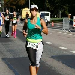 SEB Tallinna Maraton - Adela Agueda (1498)
