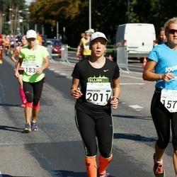 SEB Tallinna Maraton - Tiina Krutob (1572), Annemari Muru (2011)