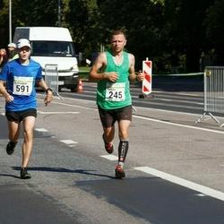 SEB Tallinna Maraton - Andero Sopp (245)