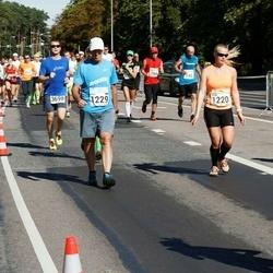 SEB Tallinna Maraton - Anni Niidumaa (1220), Bruno Münter (1229)