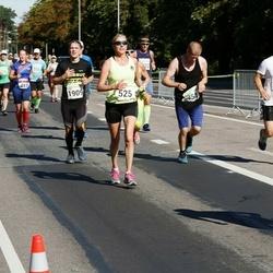 SEB Tallinna Maraton - Annika Veimer (525), Imre Anton (1909), Anton Kosygin (3629)