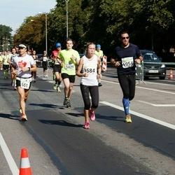 SEB Tallinna Maraton - Aado Metsis (1584), Kaido Rosin (1954)