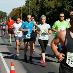SEB Tallinna Maraton - Tiit Riisalo (768), Sirle Treier (1052), Aare Leisson (1536)