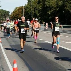 SEB Tallinna Maraton - Bjarne Møller Sørensen (1062), Herta Lukas (1269)