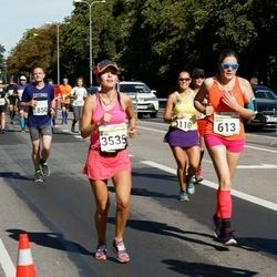 SEB Tallinna Maraton - Berit Kondas (613), Dina Malova (3535)
