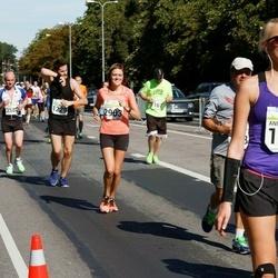 SEB Tallinna Maraton - Annika Vardja (1389), Kristel Tuul* (2903)