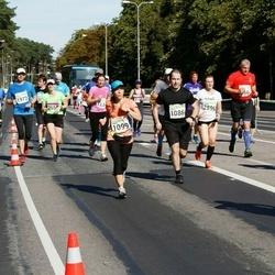 SEB Tallinna Maraton - Tauri Moones (1086), Maris Leiaru (1099), Agnes Salujärv-Kreem (2896)