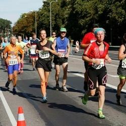 SEB Tallinna Maraton - Brigitte Capelletti (2231), Sandra Ojamäe (3037)
