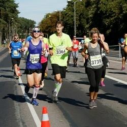 SEB Tallinna Maraton - Mikhail Pashchuk (3364), Artur Melkumjan (3540), Regina Roosmann (3739)