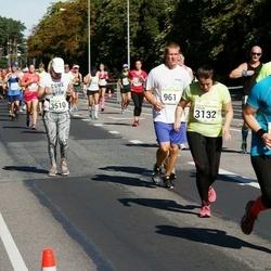 SEB Tallinna Maraton - Bruno Kaldoja (961), Evelin Engel-Lepp (3132)
