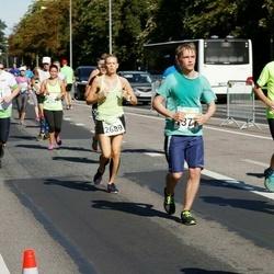 SEB Tallinna Maraton - Mihkel Kanne (1371), Berit Rohtjärv (2689)