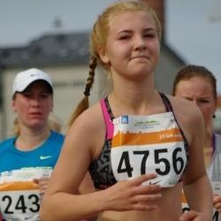 SEB Tallinna Maratoni Sügisjooks (10 km) - Berit Arunurm (4756)