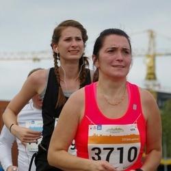 SEB Tallinna Maratoni Sügisjooks (10 km) - Anneli Sildmaa (3710)