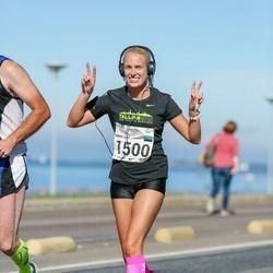 SEB Tallinna Maraton - Mari-Liis Medar (1500)