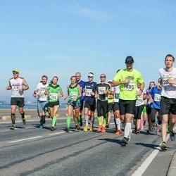 SEB Tallinna Maraton - Aleksei Ronkel (1685), Ave-Stina Udam (3583)