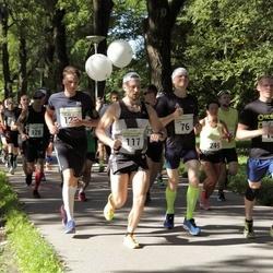 SEB Tallinna Maraton - Laur Laanemaa (76), Aleksandrs Orlovs (117)