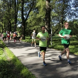 SEB Tallinna Maraton - Marko Tempel (622), Esa Bergman (794)