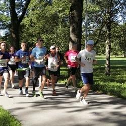 SEB Tallinna Maraton - Jaanus Kaur (847), Bradlem Rasool (2265)