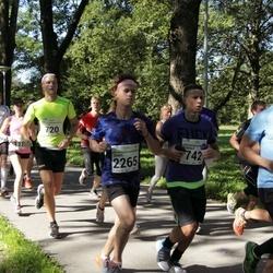 SEB Tallinna Maraton - Emrich Needo (742), Bradlem Rasool (2265)