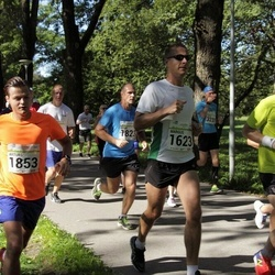 SEB Tallinna Maraton - Margus Rink (1623), Arturs Geisari (1853)