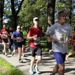 SEB Tallinna Maraton - Bruno Kaldoja (961), Alvar Alamaa (1081)