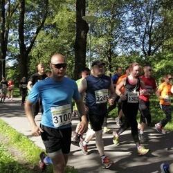 SEB Tallinna Maraton - Anni Mäkinen (1303), Jukka Pietiläinen (2246), Bernhards Blumbergs (3100)