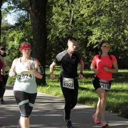SEB Tallinna Maraton - Rando Luhaorg (2920), Agnes Kullap (2924)