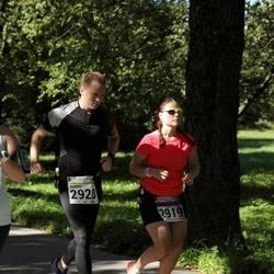 SEB Tallinna Maraton - Diana Aus (2919), Rando Luhaorg (2920), Agnes Kullap (2924)
