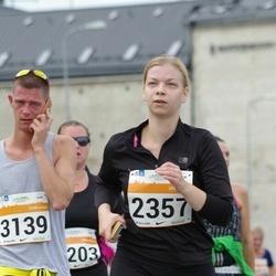 SEB Tallinna Maratoni Sügisjooks (10 km) - Britt-Marena Tiikmaa (2357), Maksim Rakomin (3139)