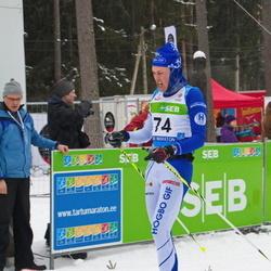 42. Tartu Maraton - Björn Hänninen (74)