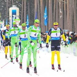 42. Tartu Maraton - Joergen Brink (1), Anders Aukland (2), Stanislav Rezac (3), Simen Oestensen (4), Börre Näss (50)