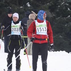 42. Tartu Maraton - Kazimierz Hyrnik (1513), Andre Pawelczyk (2035)